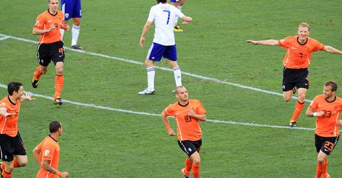 Sneijder: the man that makes the Dutch tick