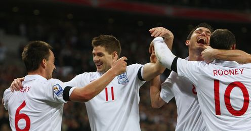 England: was it a 'golden' generation?