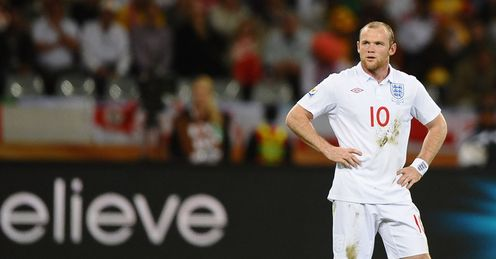 Rooney: well below his best