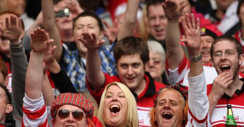 Wigan to lift the Grand Final trophy?