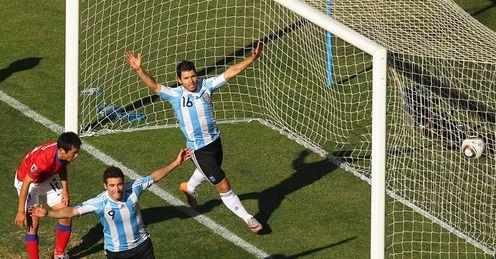 Argentina: top class forwards