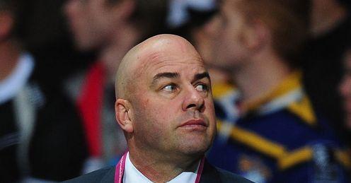 Brian McClennan Leeds Rhinos coach