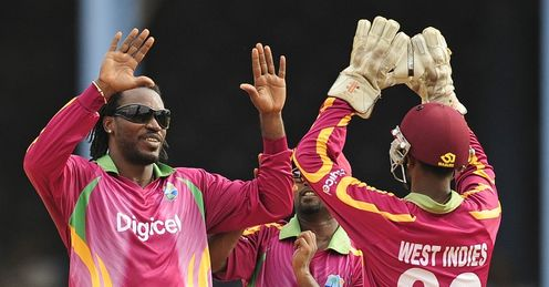 High five: West Indies have a tough draw