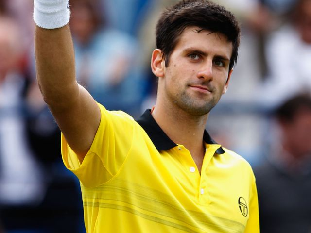 Djokovic: Not fancied