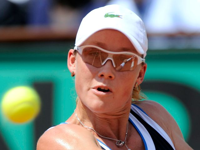 Stosur - impressive on clay in 2010.