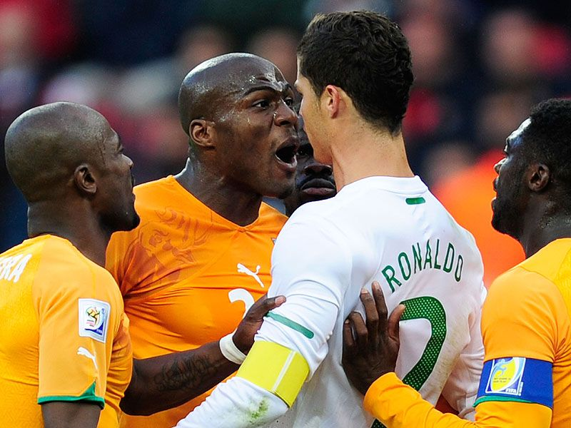[CdM 2010] Les plus belles photos Cristiano-Ronaldo-Portugal-Ivory-Coast-World-_2466022