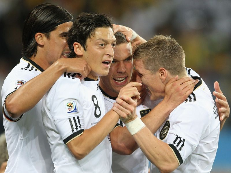 Talking Points: Germany 4-0 Australia