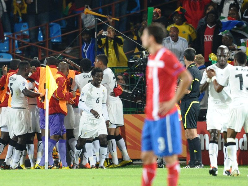 Talking Points: Serbia 0-1 Ghana