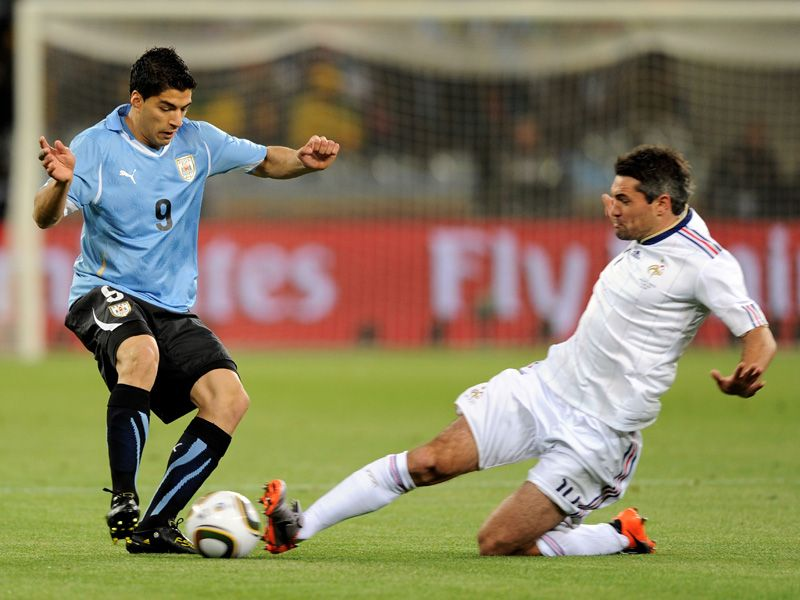 Talking Points: Uruguay 0-0 France
