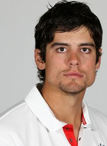 Picture of Alastair Cook