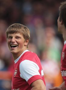 Arshavin awaits Rovers test