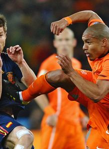 De Jong has no regrets