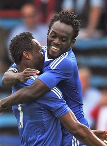 Essien puts Ghana on hold