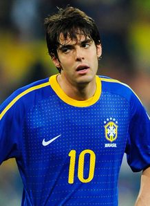Kaka reveals injury woe