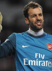 Almunia hints at Gunners exit
