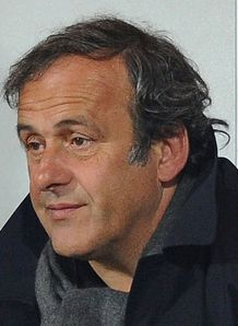 Platini remains undecided
