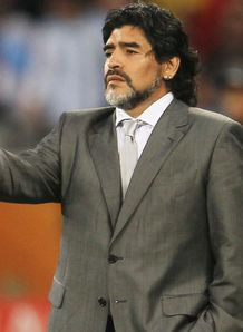 Maradona could return as boss