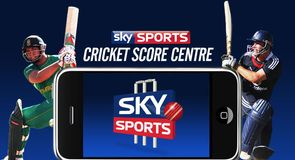 iPhone Cricket Score Centre