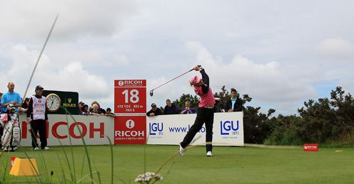 Paula Creamer is one of the stars on show at Royal Birkdale.