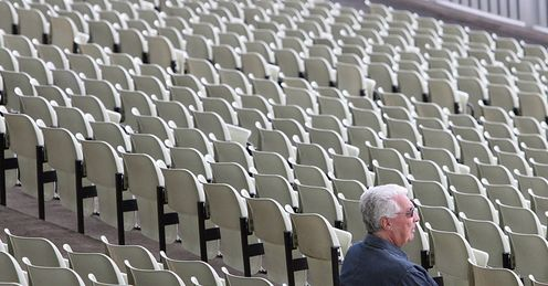 Empty seats at Edgbaston: are fans being priced out?