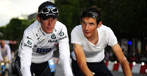 The Schleck brothers: how will things work in their new team?