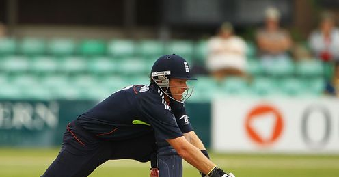 Flexible: He's batted at one and nine - but Bell may have to settle for middle-order spot