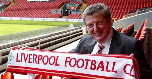 Hodgson: has an impressive CV