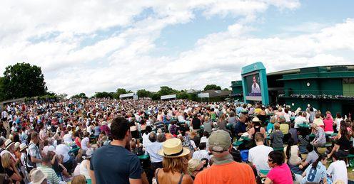 Wimbledon - Day 11