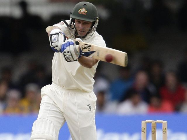 Hussey: Mr Cricket himself