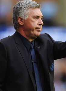 Ancelotti rejects Italy talk