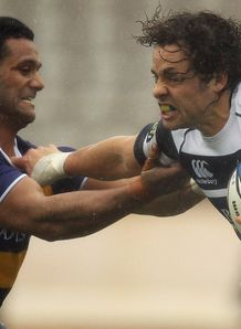 Lelia Masaga; Dave Thomas auckland v bay of plenty