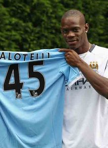 Juve warned over Balotelli