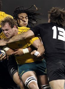 rocky elsom australia v new zealand