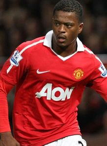 Evra unconcerned by City