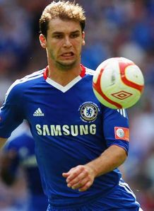 Injury setback for Ivanovic