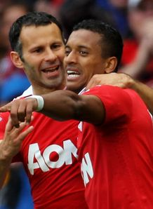 Giggs tips Nani for the top