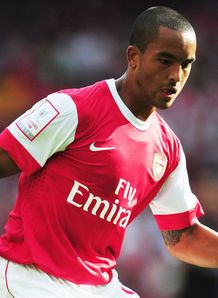 Walcott cries and now applies