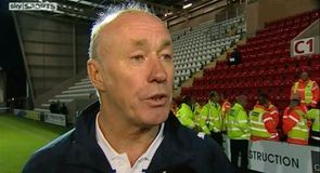 Morecambe 2-0 Coventry - Mcilroy