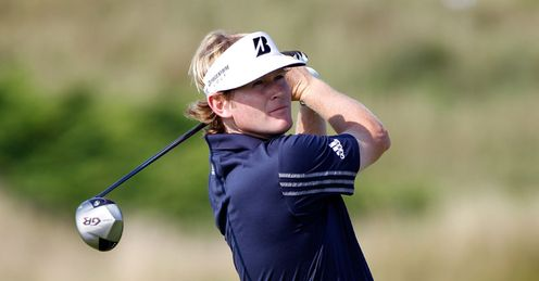 brandt snedeker putter. Brandt Snedeker - can take