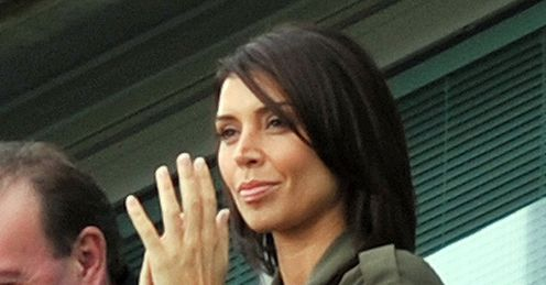 Christine Bleakley Chelsea Premier League