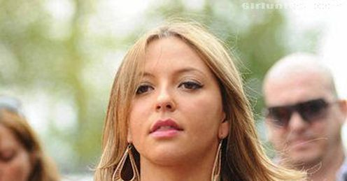 Daniela Martins WAGs Stags