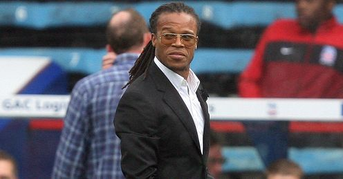 Davids: can help Palace's young stars