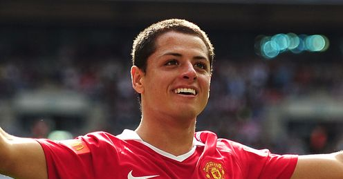 Hernandez: Mexican star scored in Community Shield