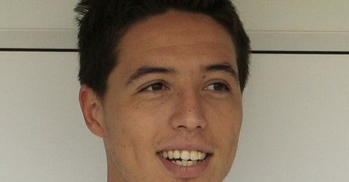 Samir Nasri WAGS Stags