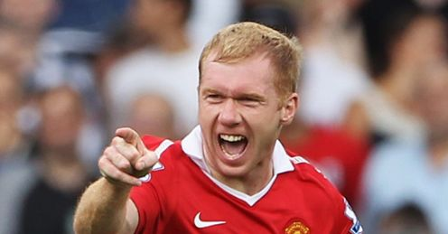 Scholes: holds a European record