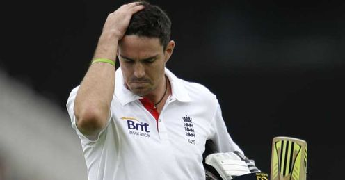 Pietersen: England's batsmen are struggling for runs
