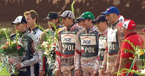 Poland: came through a tricky start to be crowned world champions