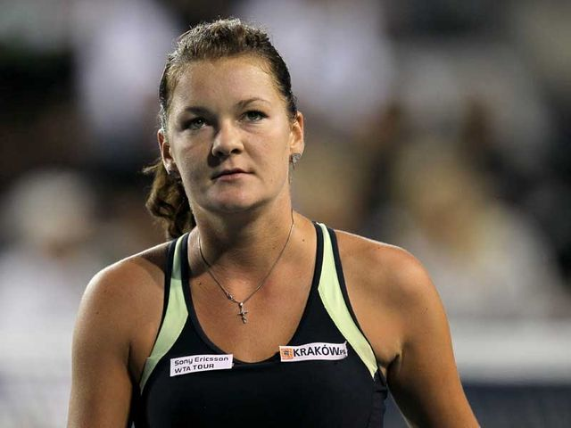 Radwanska: Hopes to fulfil potential