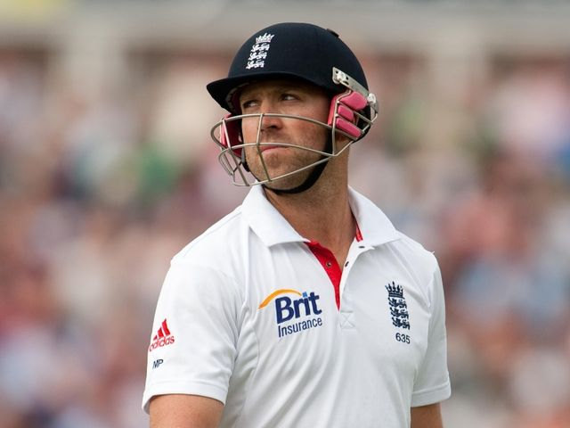Prior is England's first-choice wicketkeeper for the Ashes.