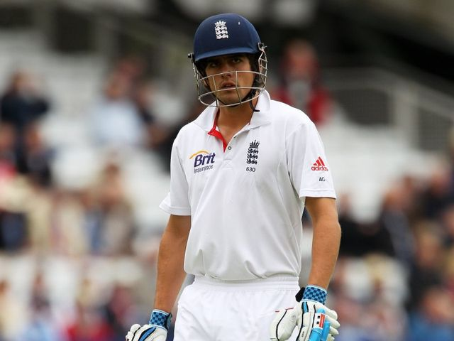 Cook has become a cornerstone of England's Test team.
